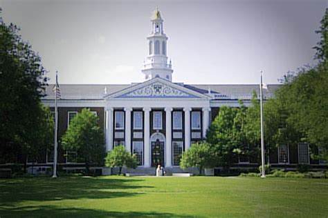 Mba Harvard School by Harvard Business School Prospective Students Information