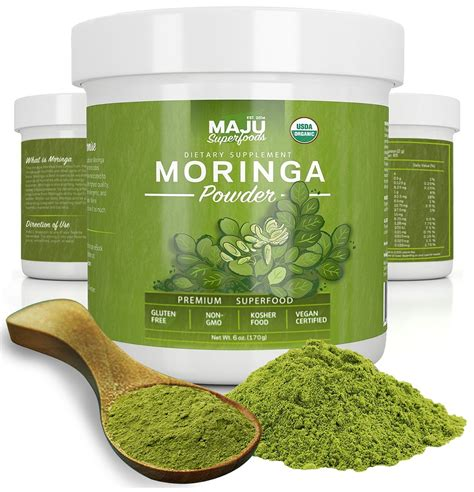 Moringa Detox Side Effects by V For Value