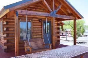Roper Lake Cabins by Things To Do In Graham County