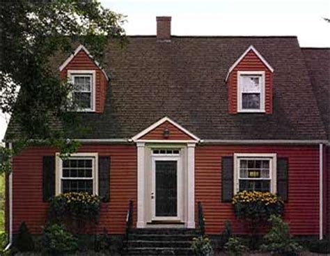 cape cod house color schemes alside home siding color collection