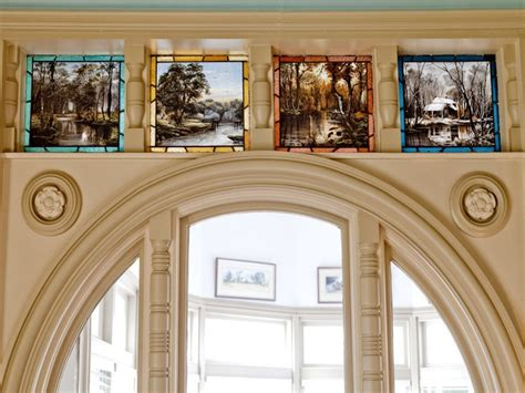 glass door student painters 31 best lovely leadlights images on stained