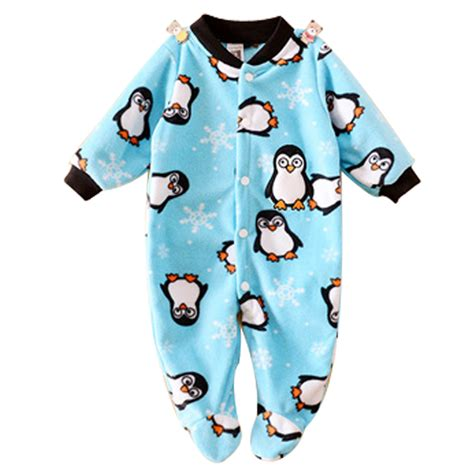 Pajamas Baby brand baby clothes pajamas newborn baby rompers animal
