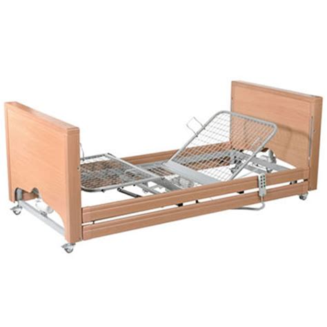 beds with rails classic low hospital bed with side rails casa med