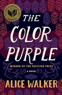The Color Purple By Alice Walker 9781453223970 Nook | the color purple by alice walker 9781453223970 nook