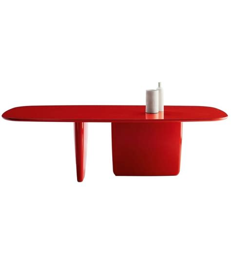 Tobi Ishi Table by Tobi Ishi Rectangular Table B B Italia Milia Shop