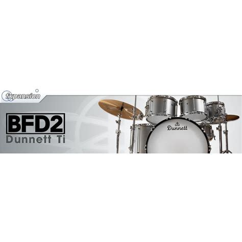 Fxpansion Bfd Kit 1 fxpansion bfd dunnett ti expansion pack for bfd3 bfd
