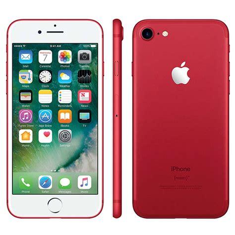 imagenes de celular iphone 8 celular apple iphone 7 128gb vermelho 1778 atacadogames com