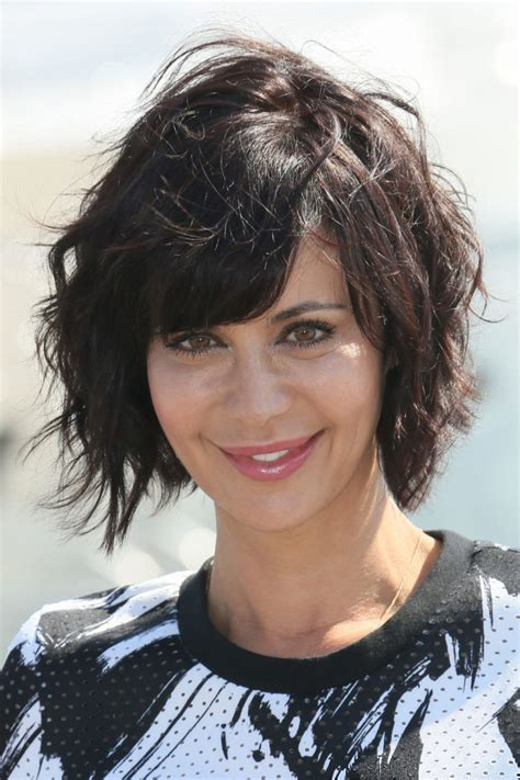 catherine bell haircut for the witch catherine bell the good witch photocall at miptv 2015