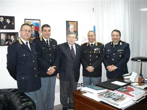 consolato russo genova alti dirigenti di polizia in visita al consolato russo