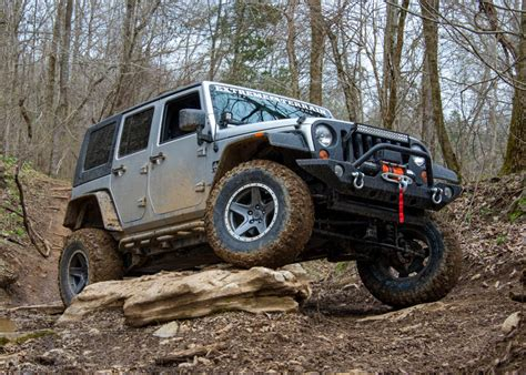 jeep rubicon offroad choosing the best jeep wrangler tires for road on