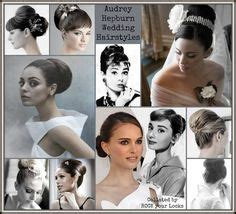 Wedding Hair Like Hepburn by 1000 Images About Hairstyles Wedding Hair Upstyles On