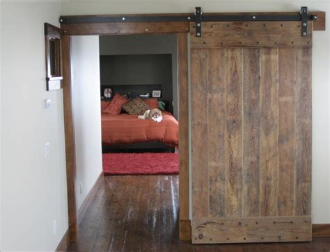 rustic bedroom doors barns doors for house unique accent at home homesfeed