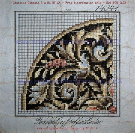 antique pattern library dmc apl c ys192 grafshoff 14041