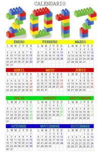 Calendario 2016 Y 2017 Español Calendario 2017 Fiore