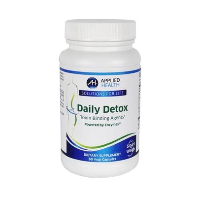 Toxin Wash Detox Shoo by Daily Detox Toxin Binding Agents
