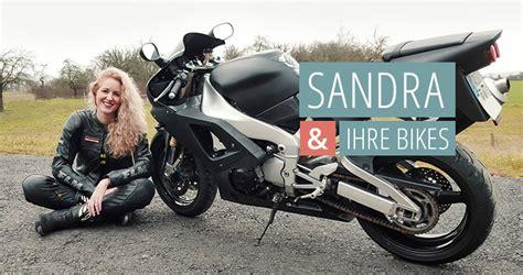 Motorrad Fahren Um Berlin by Motoportr 228 T 3 Sandra Ihre Bikes Motoliebe