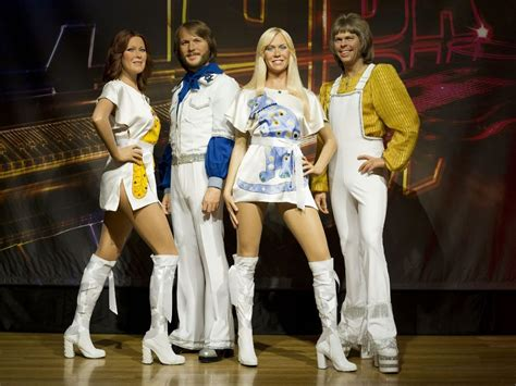 The Weekend Readthe Weekend Readtodays Frid by Abba Performed In Stockholm For The Time In 30 Years