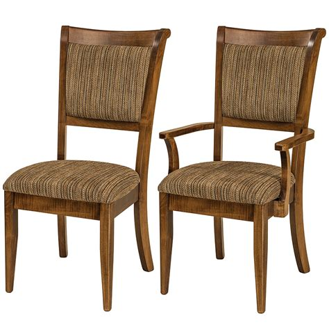 fine dining room chairs adair amish dining chairs amish dining room furniture