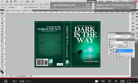 book layout photoshop beginner s guide to book cover design tips tutorials