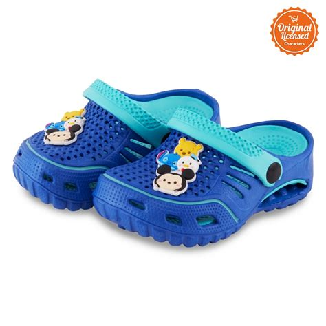 Sandal Karakter Tsum Tsum disney tsum tsum sandal phylon caracter blue