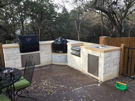 limestone kitchen countertop inspirational outdoor ideas