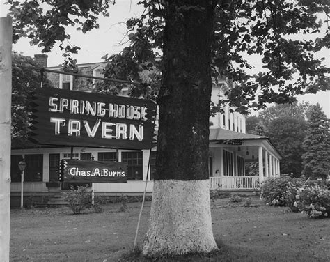 spring house tavern about history spring house tavern