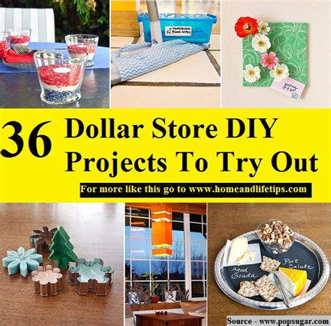 diy projects to try 36 dollar store diy projects to try out home and tips