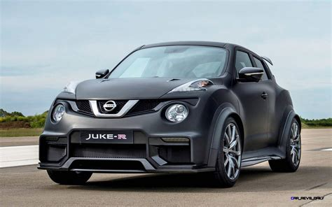 the nissan juke r gets an exciting upgrade introducing