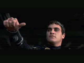 thumbs down (gladiator) | reaction gifs