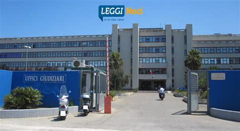 uffici giudiziari bari morte sul lavoro due patteggiamenti e una assoluzione