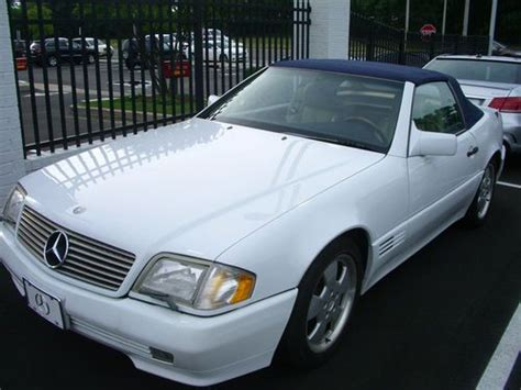 automobile air conditioning repair 1990 mercedes benz sl class free book repair manuals buy used 1990 mercedes benz 500 sl convertible in rockville centre new york united states for