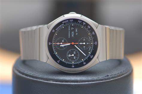 Porsche Chronograph by Iwc Titan Chronograph Porsche Design Uhrforum