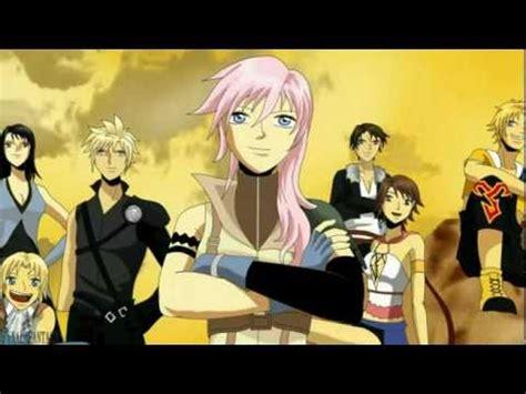 film fantasy anime final fantasy anime opening fanmade youtube
