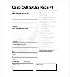 Car Repair Invoice Template by Car Invoice Templates 8 Free Word Excel Pdf Format