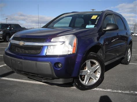 cheapusedcars4sale com offers used car for sale 2005 chevrolet equinox sport utility 6 790 00