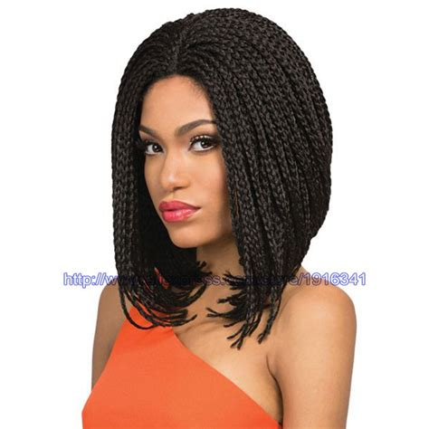 afriican american braided hair wigs popular braid bob buy cheap braid bob lots from china