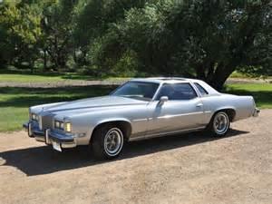 1976 Pontiac Grand Prix Sj 1976 Pontiac Grand Prix Sj For Sale