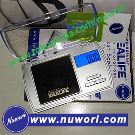 Timbangan Second jual pocket scale 200 0 01g timbangan emas farmasi