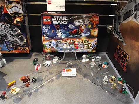 Lego 75097 Wars Advent Calendar 2015 lego wars 2015 advent calendar photos fair 2015 bricks and bloks