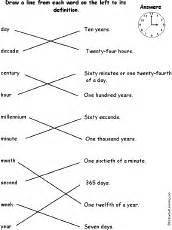 time and calendar activities at enchantedlearning com