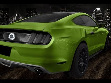 2018 2019 mustang bullitt exhaust note youtube