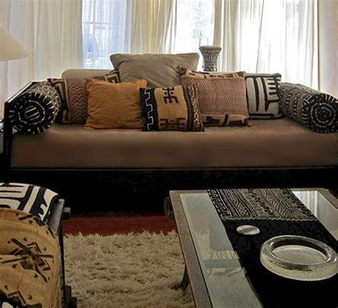 fabric for couches south africa style your room in budget using mud cloth throw pillows