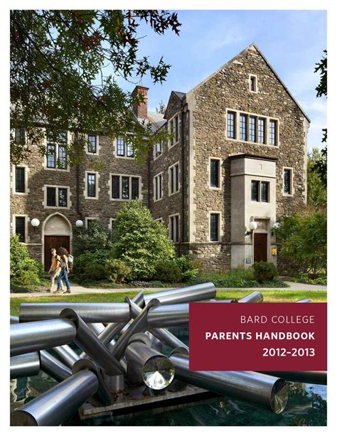 Bard Academic Calendar Bard Parent S Handbook 2013 By Bard College Issuu
