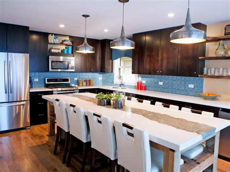 Renovation Kitchen Countertop Materials For A Modern Cook Space Home Decor Singapore Concrete Kitchen Countertops Pictures Ideas From Hgtv Hgtv