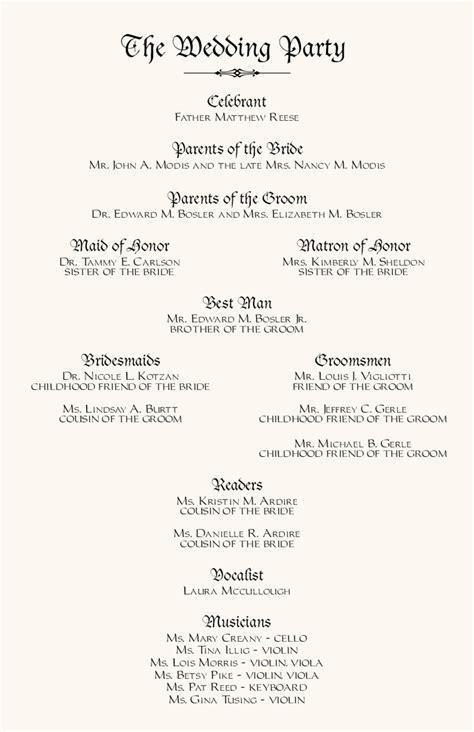 church order of service program template church order of service program charterdevelopers