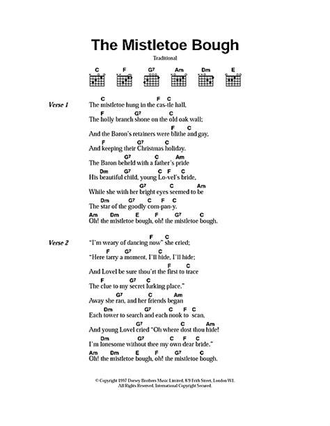 The Mistletoe Bough supernoty cz
