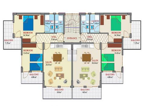 Apartment Garage Floor Plans by Garage And Building Apartment Floor Plans Stroovi