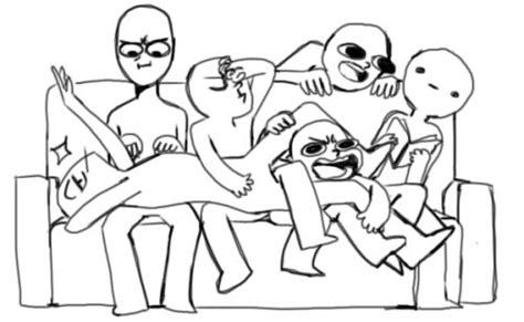 total drama fire vs ice draw your squad meme tumblr