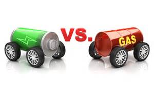 Electric Car Gasoline Car Comparison Comparing Driving Costs Of Evs And Conventional Cars The
