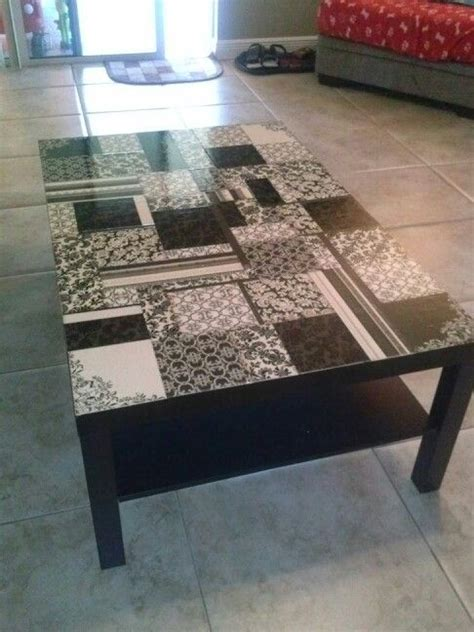 decoupage coffee table ideas best 20 decoupage coffee table ideas on